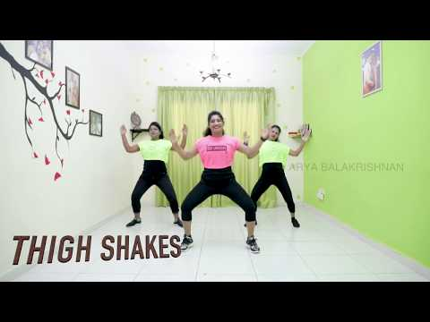 ARYA'S FITNESS HUB Ep-6 ( for Thighs,buttocks n calf muscles )