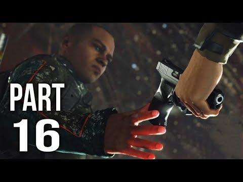 DETROIT BECOME HUMAN Gameplay Walkthrough Part 16 | REVENGE or SPARE?