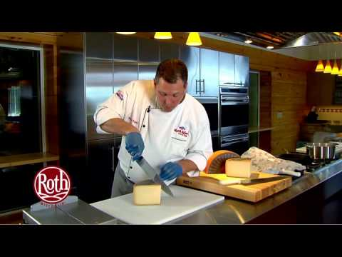 Breaking Down a Wheel of Cheese