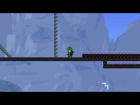 Terraria Elevator - Stairs Bug!