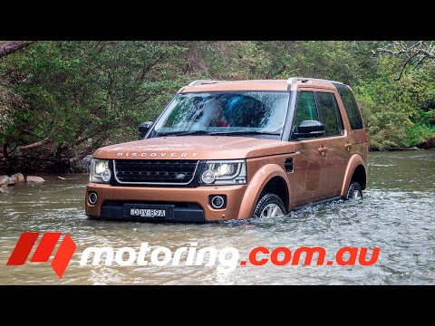 4WD Advice - How to drive through water crossings