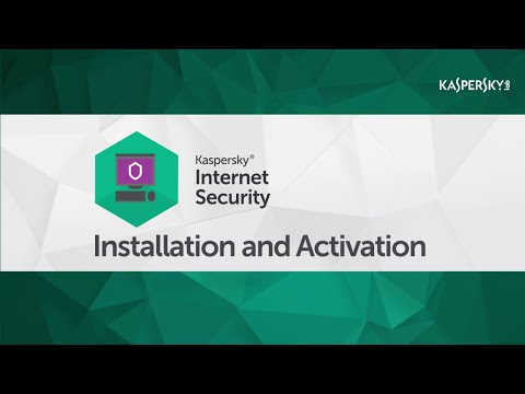 How to install and activate Kaspersky Internet Security 2016