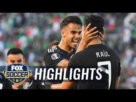 Xxx Mp4 90 In 90 Mexico Vs Cuba 2019 CONCACAF Gold Cup Highlights 3gp Sex