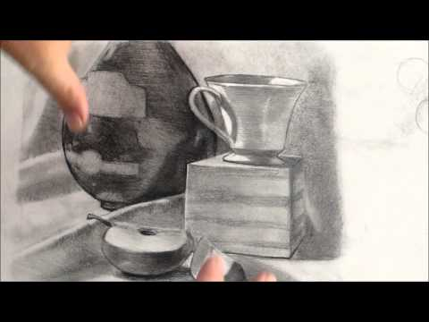 Free Drawing Lesson:Value is Key