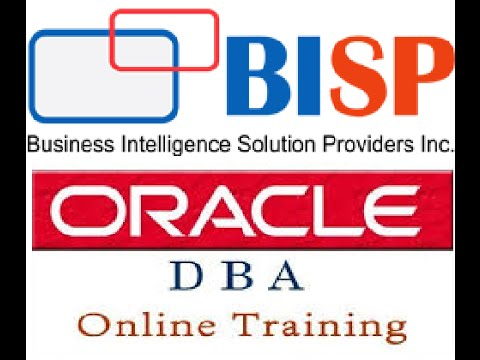 Oracle Administration Job Role Introduction