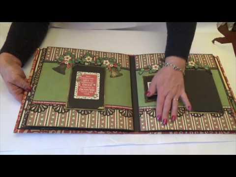 St Nicholas 12 x 12 Scrapbook Album