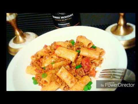 Beef Ragu Rigatoni recipe