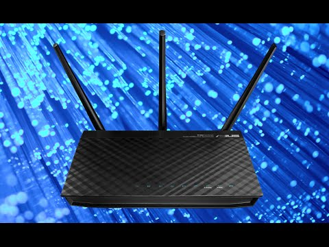 How to set up your own Wifi Router with BT Fibre!