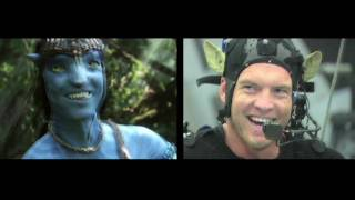 Avatar: Motion Capture Mirrors Emotions