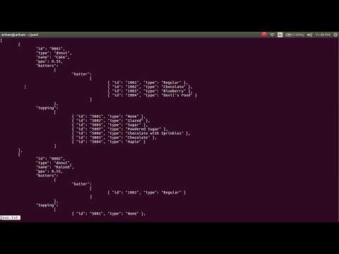 PERL Tutorial: Working with JSON Data using the json Module by STB