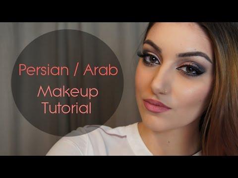 Persian / Arab makeup tutorial