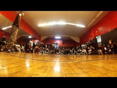 Battle BPM   1vs1 Break   Demi Finale   Jeyz vs Teny G