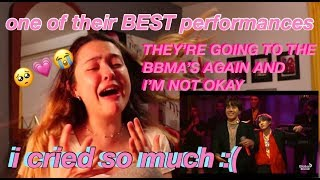 Download BTS SNL PERFORMANCE REACTION (+ bbma's announcement) (I cried so much?) 방탄소년단 라이브 공연 ! Video