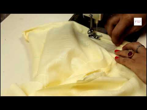 कटिंग के बचे हुए कपड़े मे से बनाये छोटे बच्चौ की ये ड्रेस, Pajama cutting and Stitching