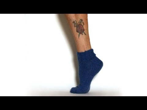 Learn to Knit Socks part 1 - Getting Started