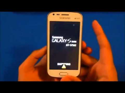 Install android 4 2 jelly bean on samsung galaxy s duos GT S7562   YouTube