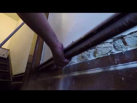 Removing wood trim without damaging wood saving origional finish