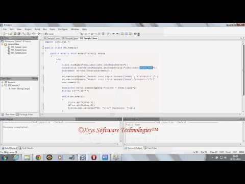 JDBC with SQL Server (Complete Tutorial) (WITH AUDIO)