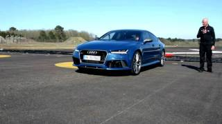 Audi RS7 Performance Top Speed 0-300 Km/h