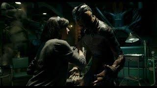 The Shape Of Water - Eliza Sees Tortured Amphibian Man Scene Hd 1080i