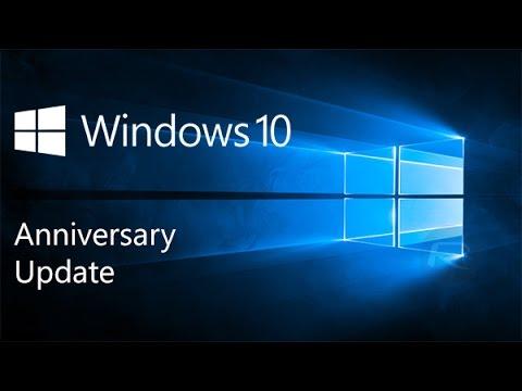 Hướng Dẫn Cập Nhật Windows 10 Anniversary Update Mới Nhất