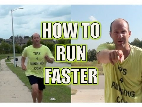 How To Run Faster - Distance Running