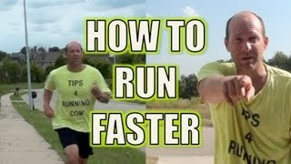 How To Run Faster Distance Running