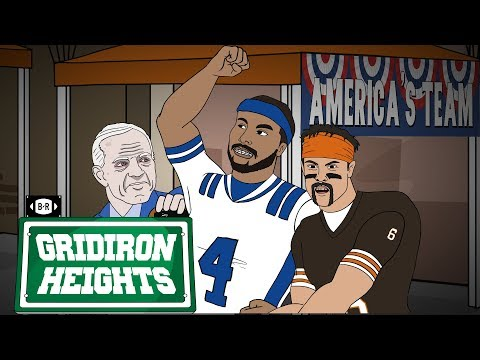 """The Browns Blow Their Chance to Be """"America's Team"""" 