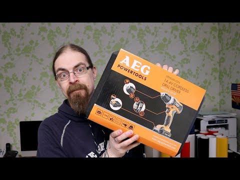 AEG BS14 G3 UNBOXING