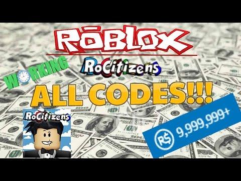 News Codes For Roblox Rocitizen - 0425