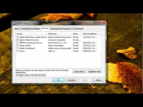 como iniciar o windows 7 mais rapido