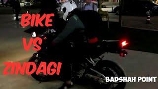 Bike Vs Zindagi | Highest Speed | what's app status | Sharique Khan, Badshah Khan