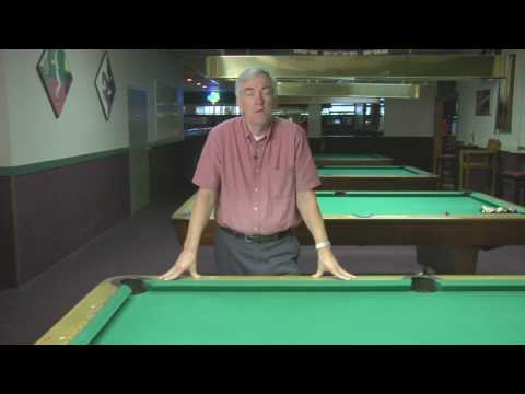 How to Play Billiards : How to Level a Pool Table