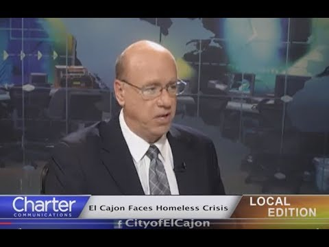 Charter-Cox Local Edition with El Cajon Councilman Steve Goble