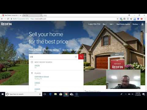 Using Redfin to Find Property Values For Wholesaling Real Estate