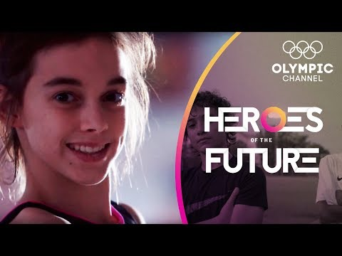 Xxx Mp4 Italy's Gymnastics Future Belongs To A 12 Year Old Phenomena Heroes Of The Future 3gp Sex