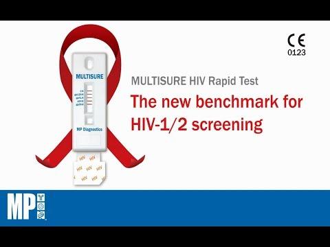 MULTISURE® HIV Rapid Test