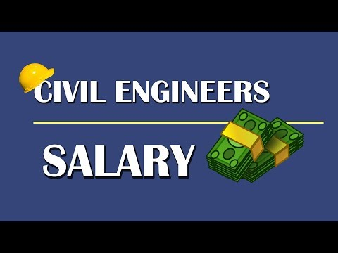 Civil Engineers Salary