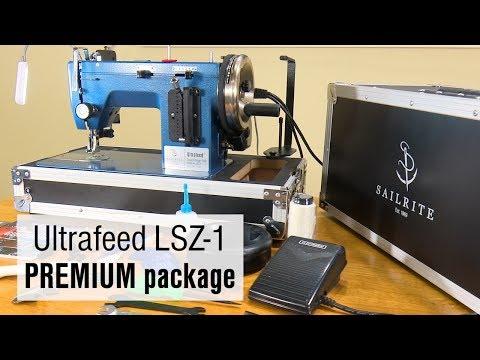 Sailrite Ultrafeed® LSZ 1 PREMIUM Walking Foot Sewing Machine