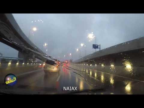 PHILIPPINE DRIVING CAVITEX NAIAX SKYWAY MAGALLANES EDSA RAINY NIGHT DRIVING