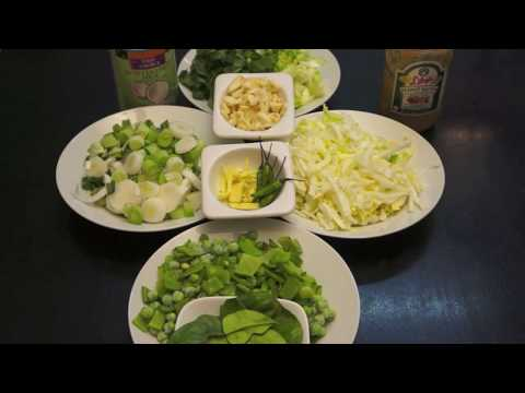 Satay Vegetables Recipe - Asian Wok Stir Fry