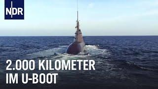 U-Boot: Die Orkanfahrt der U31 | die nordstory | NDR Doku