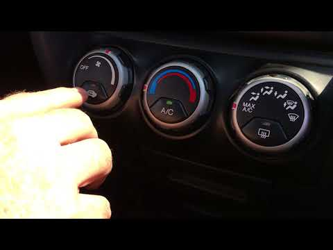 Cool your car's interior faster in summer heat!