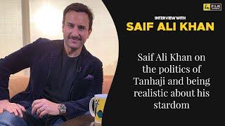 Saif Ali Khan Interview with Anupama Chopra | Tanhaji | Jawaani Jaaneman | Film Companion