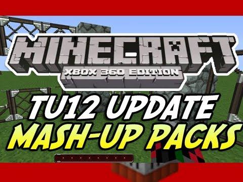 Minecraft (Xbox 360) - TU12 Update -