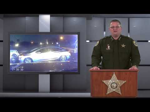 Brevard County Sheriff Wayne Ivey Provides Update On Deputy-Involved Shooting Incident