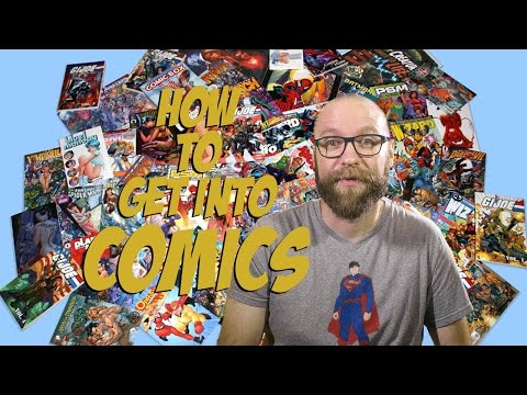 How To Get Into Comics | Imperius Arcs