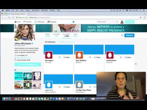 How To Find Twitter Accounts To Follow