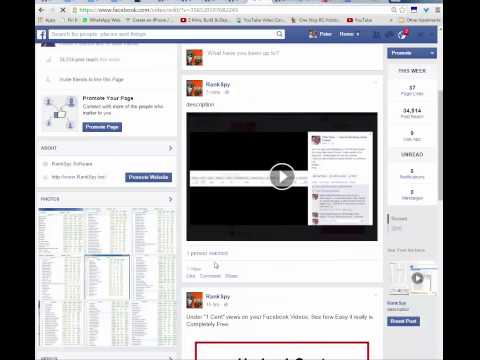 How To Create Facebook Page RSS Feed