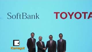 တိုယိုတာ နဲ႔ Softbank နဲ႔ပူးေပါင္းၿပီး ဘာေတြဖန္တီးမလဲ